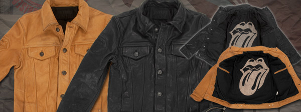 Limited Edition Leather Jackets